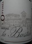 """2011 Corbières AOC """"Cuvée Optimée""""- Dom. La Bastide    - Dom"""