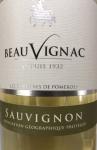 2019 Sauvignon - IGP. - Hugues de Beauvignac