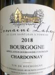 2018 Chardonnay AOP