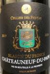 """2019 Châteauneuf du Pape """"Le Blason d.P."""" AOP"""