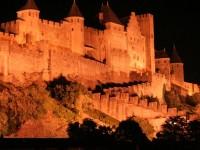 Fronkreisch :: Carcasonne Nachts