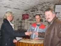 Burgund :: Weinprobe im Chablis - Domaine du Colombier