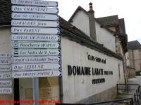 Burgund :: Domaine Lahaye, Pommard