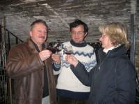 Burgund :: Weinprobe in Volnay mit Frederic Rossignol-Fevrier