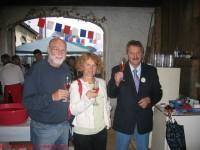 Brunnenfest :: Das Brunnenfest in Wunsiedel findet am 19.Juni 2010 statt - Serge, Nicole Benmussa und Roland Schöffel